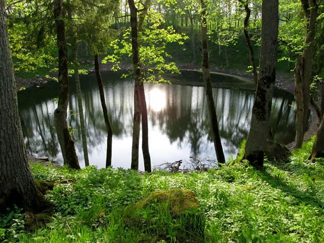 Kaalinjärvi, kuva: EAS