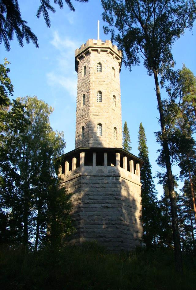 Aulangon näkötorni