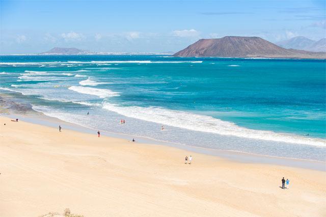 Corraleja - Fuerteventura - Kanariansaaret - Espanja